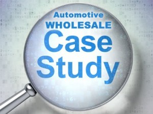 automotive wholesale case study