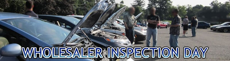 bid sale inspection day