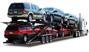Car Hauler truck