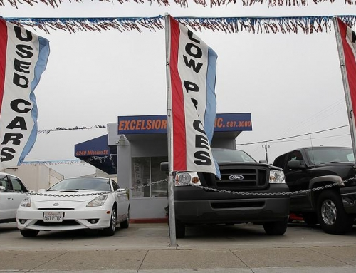 Why this year is a good time to buy a used car