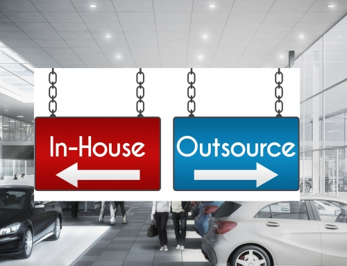 The Dealer's Dilemma: Insource with staff or Outsource with 3rd parties?​