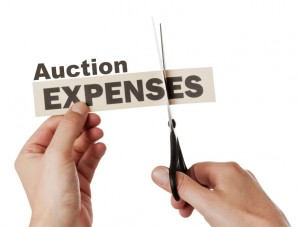 auction expenses