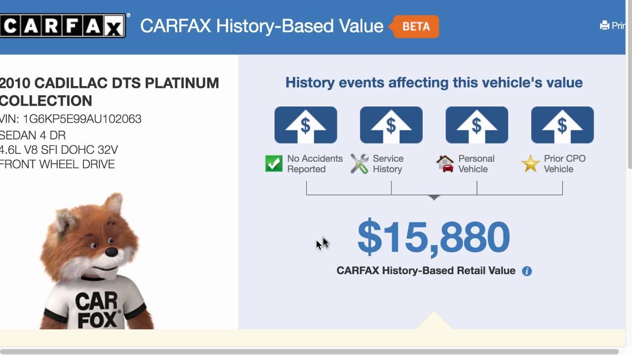 Is Carfax S Used Car Value Better Than Mmr Dealer Bid Sale News